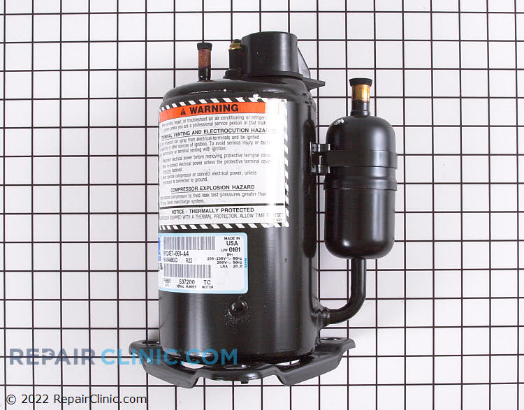 Compressor D9831806        Alternate Product View