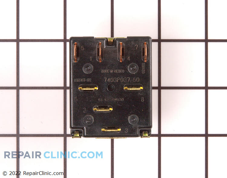 Selector Switch 7403P037-60     Alternate Product View