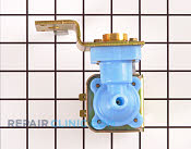 Water Inlet Valve - Part # 3378 Mfg Part # WP4171000