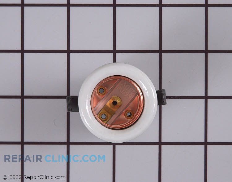 Light Socket WP74003387 Alternate Product View