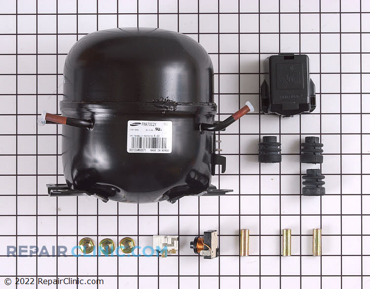 Compressor 50160076N001 Alternate Product View
