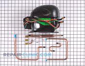 Compressor - Part # 2216645 Mfg Part # WR87X10226