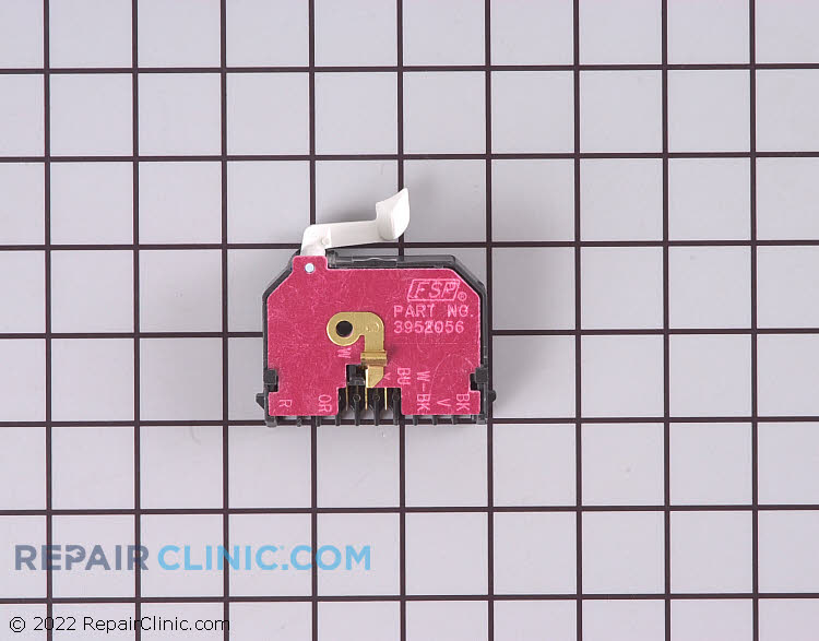 Motor Switch WP3952056 Alternate Product View