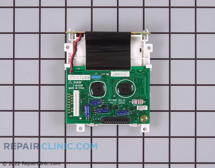 Display Board DPWBFC041WRKZ Alternate Product View