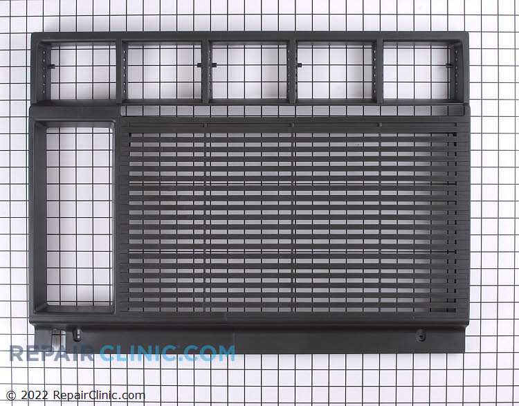Grille & Kickplate 1165020 Alternate Product View