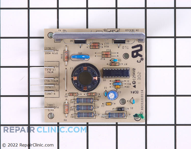 Main Control Board 3969711 Alternate Product View