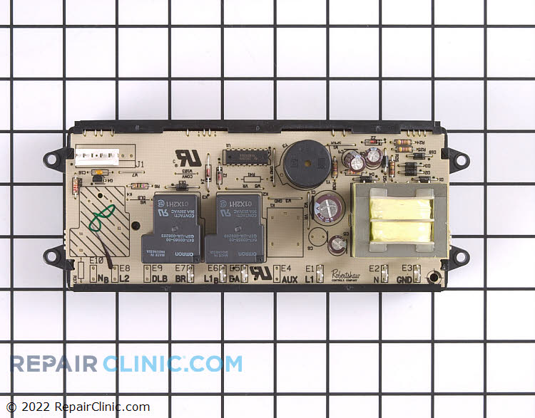 Oven Control Board 12001603        Alternate Product View