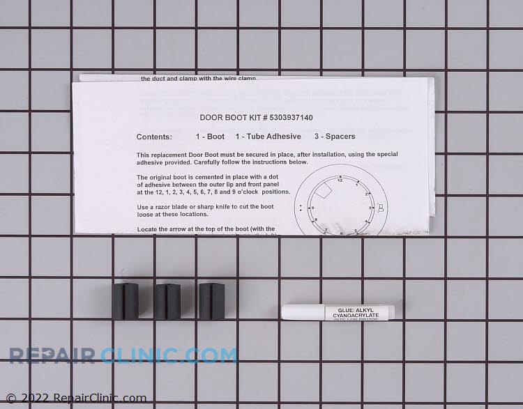 Door Boot Seal WH45X10062      Alternate Product View