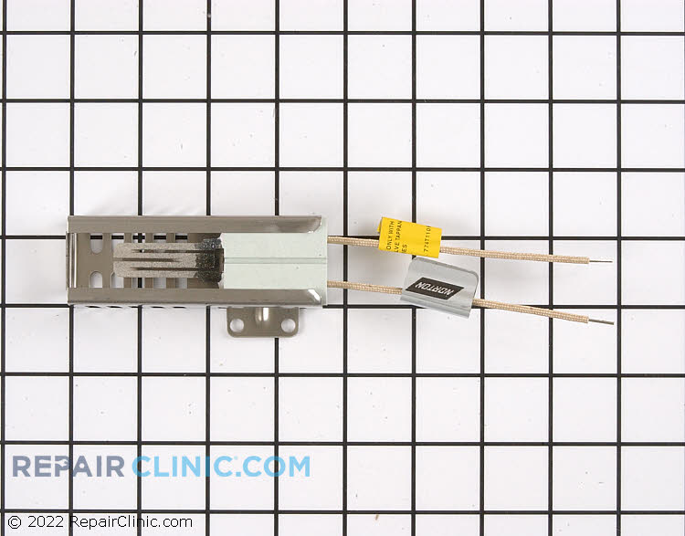 Igniter Kit For A Gas Oven, 2.5 - 3.0 Amperage Range