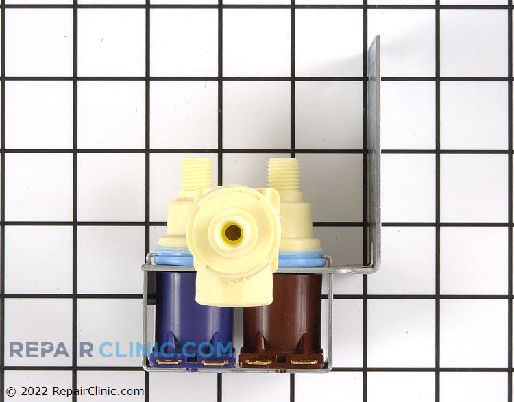 Water Inlet Valve WP12544101 Alternate Product View