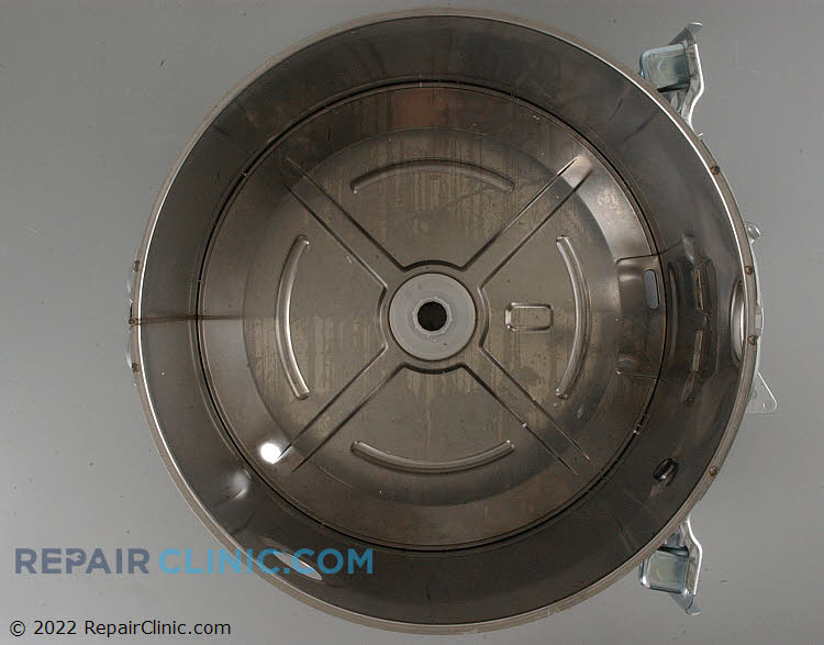 Rear Drum with Bearing 8801259 Alternate Product View