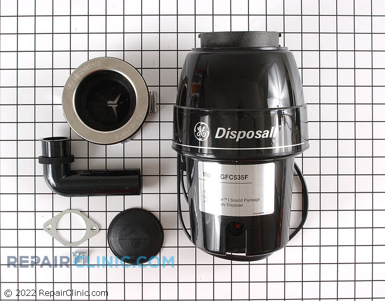 Garbage Disposer GFC535T Alternate Product View