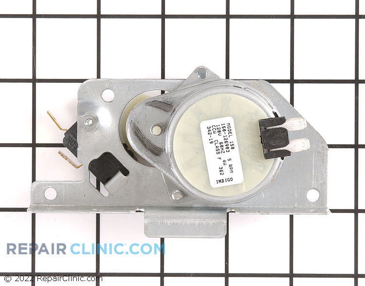 Door Lock Motor and Switch Assembly WPW10107830 Alternate Product View