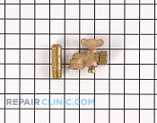 Gas Shut-Off Valve - Part # 476748 Mfg Part # 301286