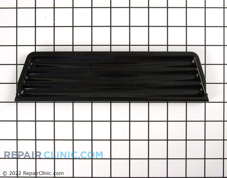 Dispenser drip tray, black