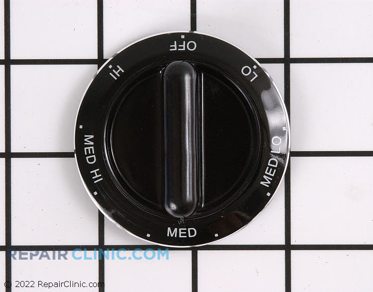Control Knob WPD8598001 Alternate Product View