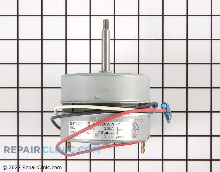 Fan Motor WK94X10002 Alternate Product View