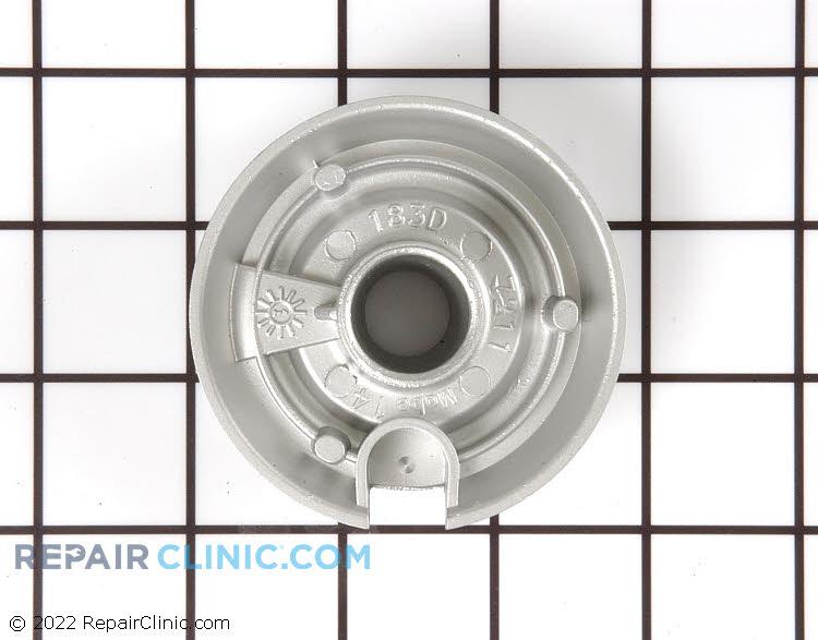 Surface Burner Base WB16K10070 Alternate Product View