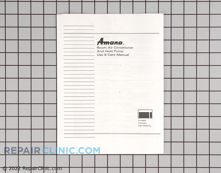 Manuals, Care Guides & Literature A9037704 Alternate Product View
