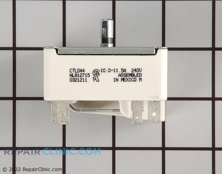 Control Switch WB23M16 Alternate Product View