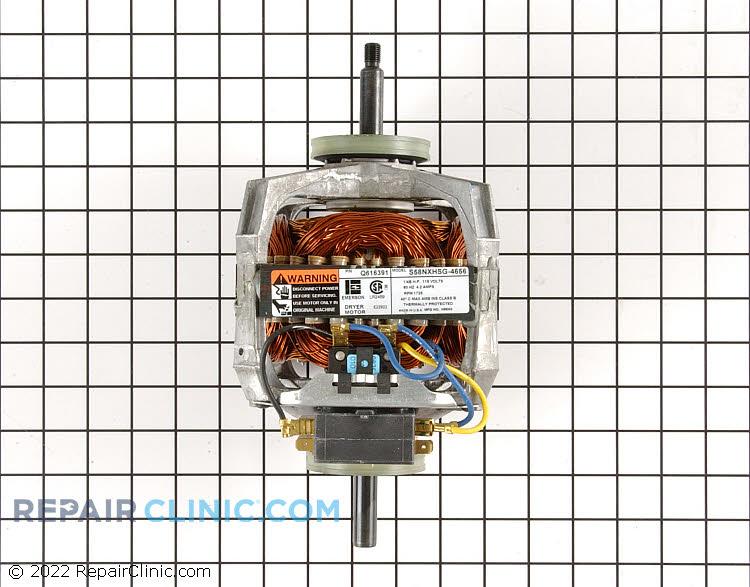 Drive motor assembly