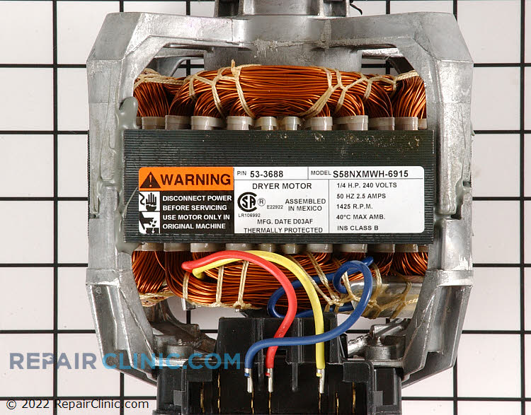Drive Motor 21001484        Alternate Product View