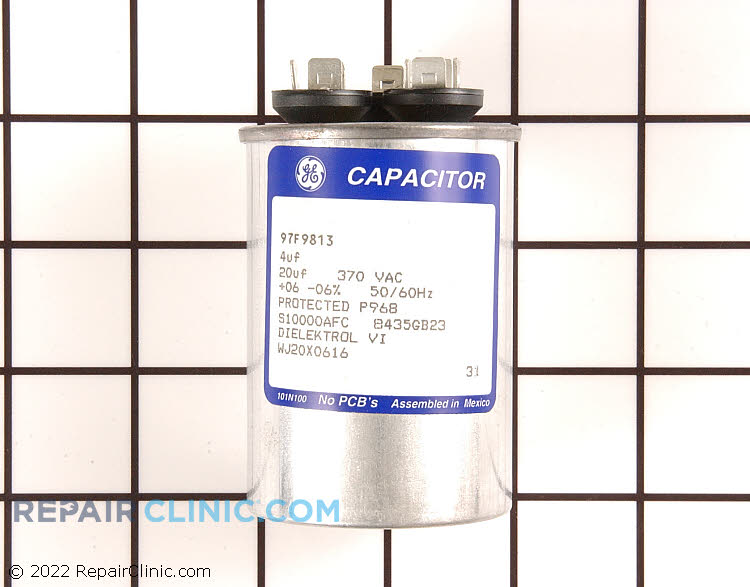 Capacitor WJ20X616 Alternate Product View