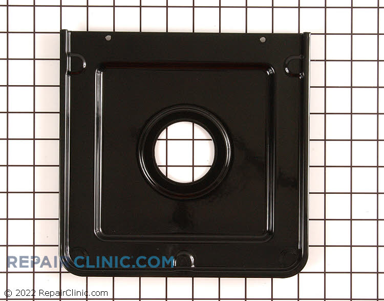 Burner Drip Pan 316011401 Alternate Product View
