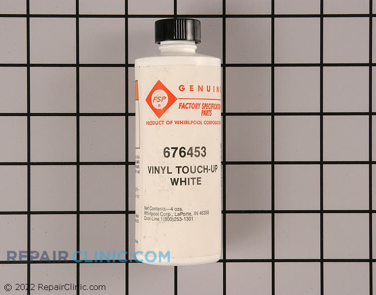 Rack Repair Kit or Paint WP676453 Alternate Product View