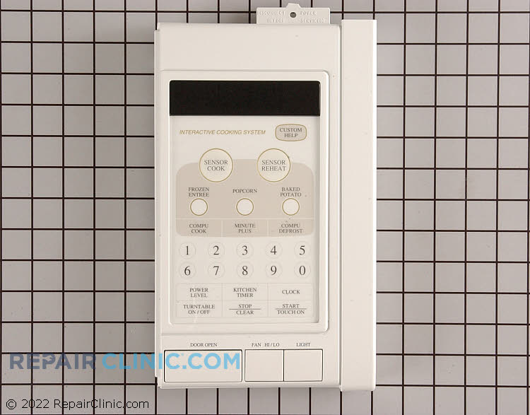 Touchpad and Control Panel FPNLCB189MRK0 Alternate Product View