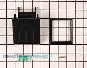 Dispenser Door - Part # 712 Mfg Part # 5303916745
