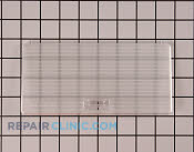 Light Lens - Part # 1172624 Mfg Part # S97013316