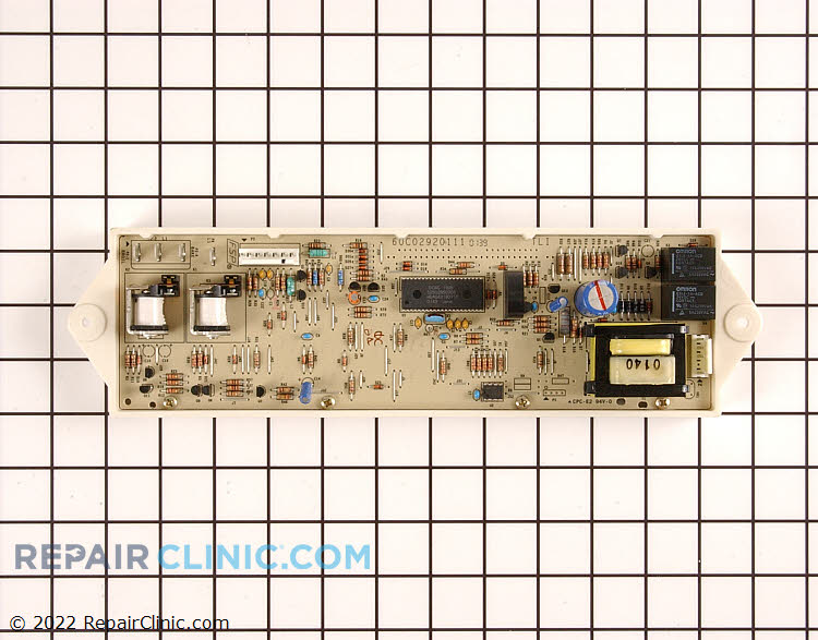 Oven Control Board WP6610059 Alternate Product View