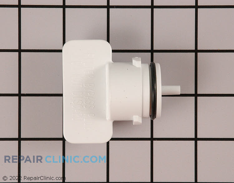 Water Filter Bypass Plug WR02X10173 Alternate Product View