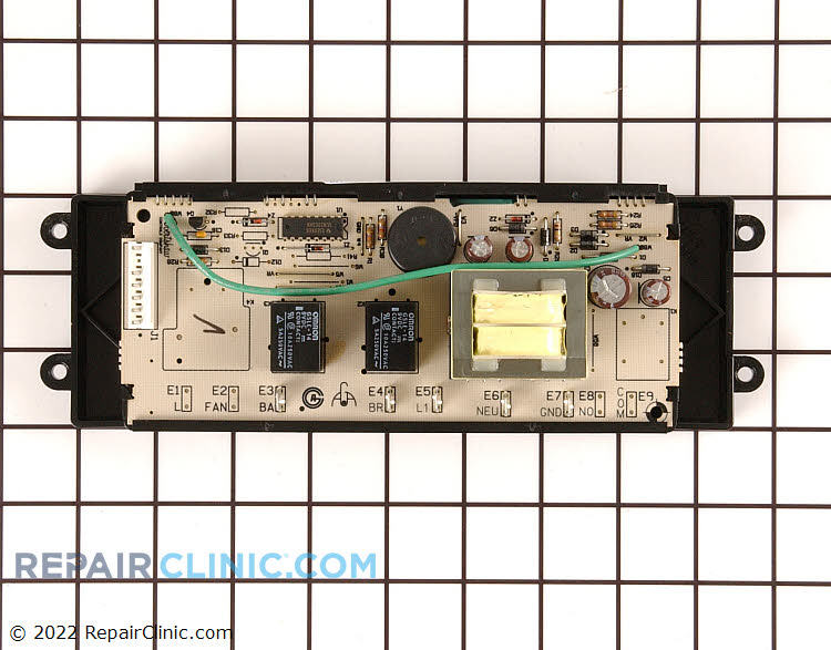 Oven Control Board WB27T10083 Alternate Product View