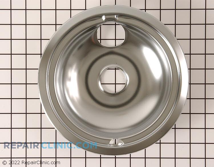 Burner Drip Bowl WB31M15 Alternate Product View