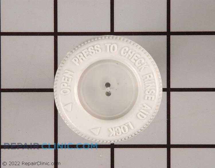 Rinse-Aid Dispenser Cap 154121401 Alternate Product View