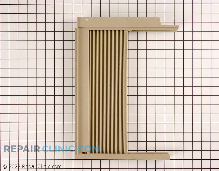 Window Side Curtain and Frame 112400440002 Alternate Product View