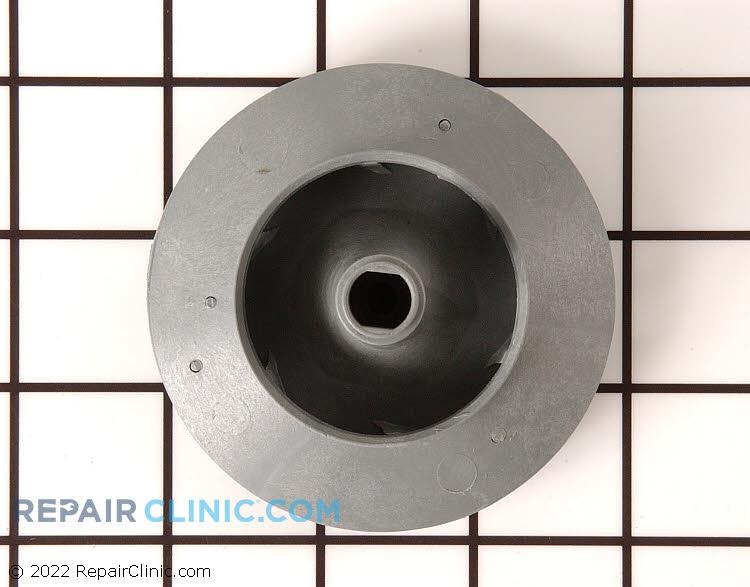 Dishwasher pump upper wash impeller, pack of 1