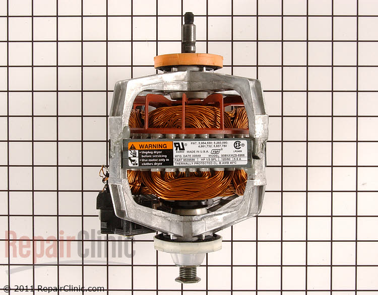 Drive Motor 279787 Alternate Product View