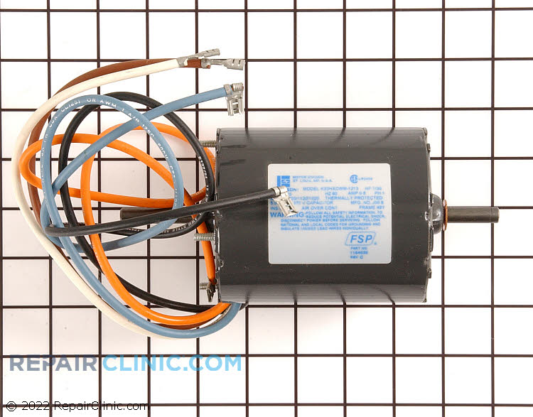 Fan Motor 1181773 Alternate Product View