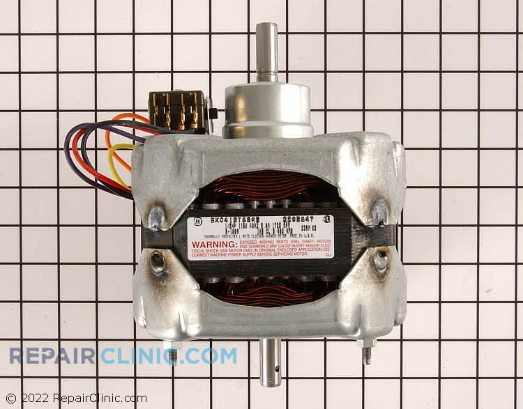 Drive Motor 3205647 Alternate Product View
