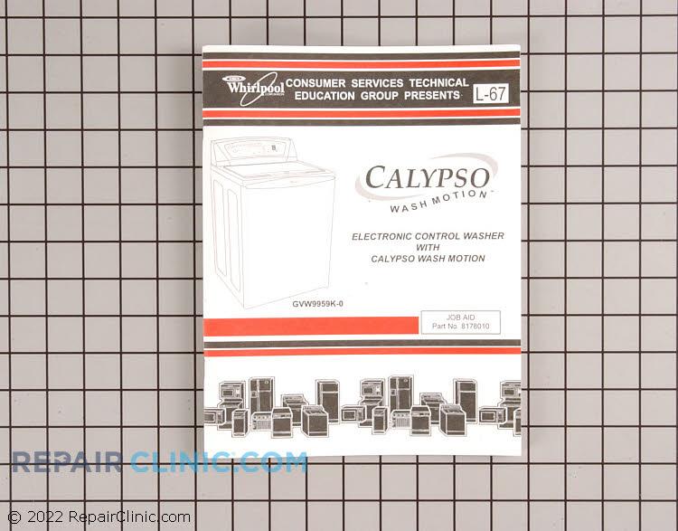 Repair Manual 8178010 Alternate Product View