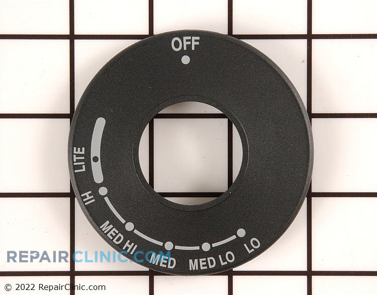 Knob Dial WP4457192 Alternate Product View