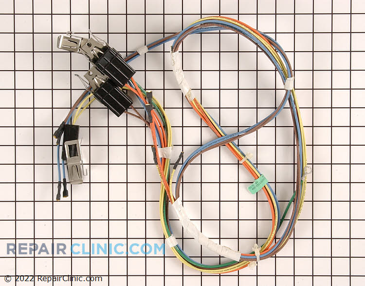 Element Receptacle and Wire Kit WB18T10101 Alternate Product View