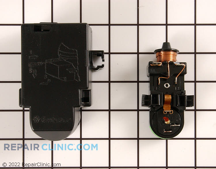 Relay and Overload Kit A36941-020 Alternate Product View