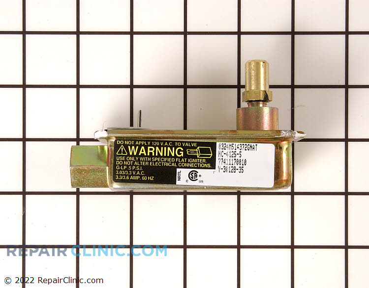 Safety Valve 3203459 Alternate Product View