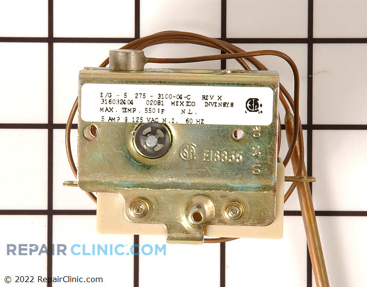 Temperature Control Thermostat 316032411       Alternate Product View