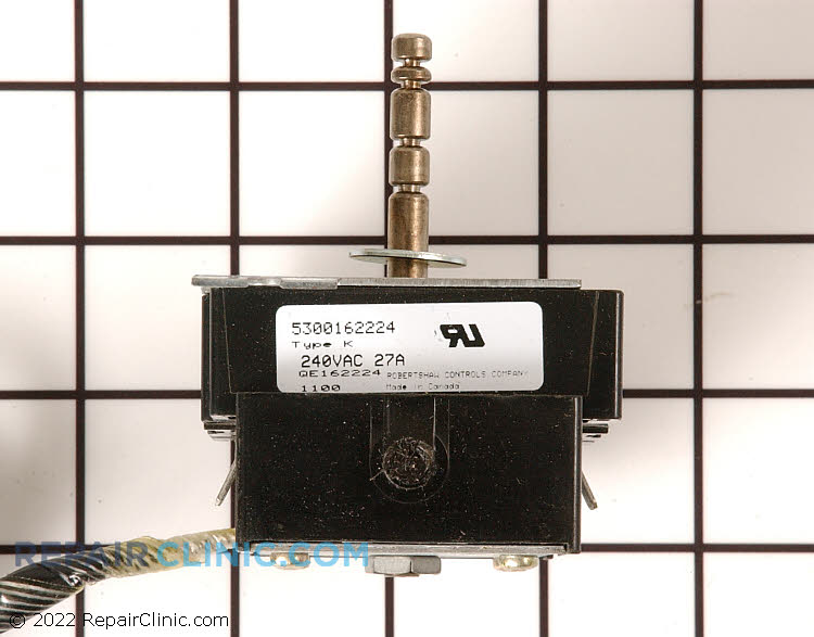 Temperature Control Thermostat 5300162224 Alternate Product View