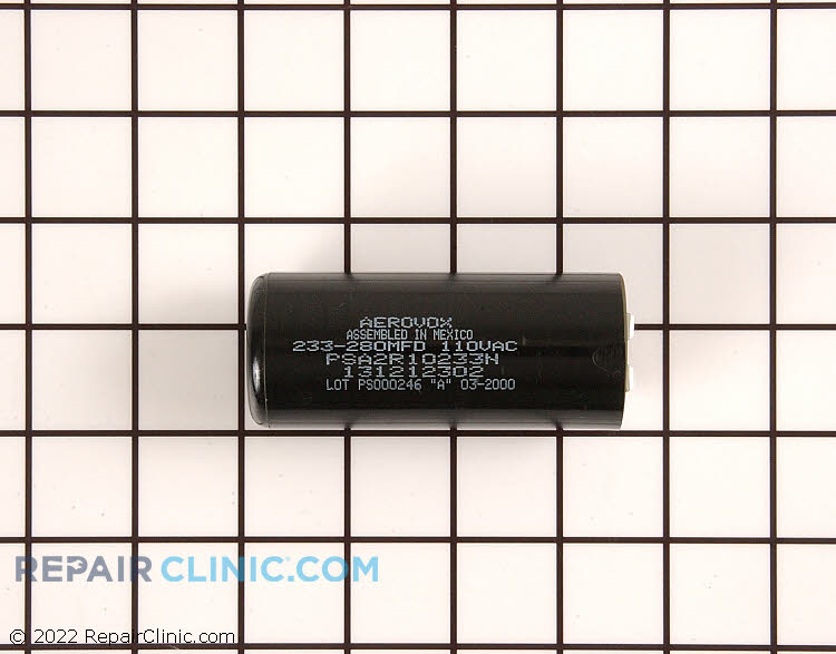 Capacitor 131212302 Alternate Product View